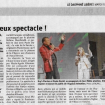 Kry's florian - Majestueux spectacle!